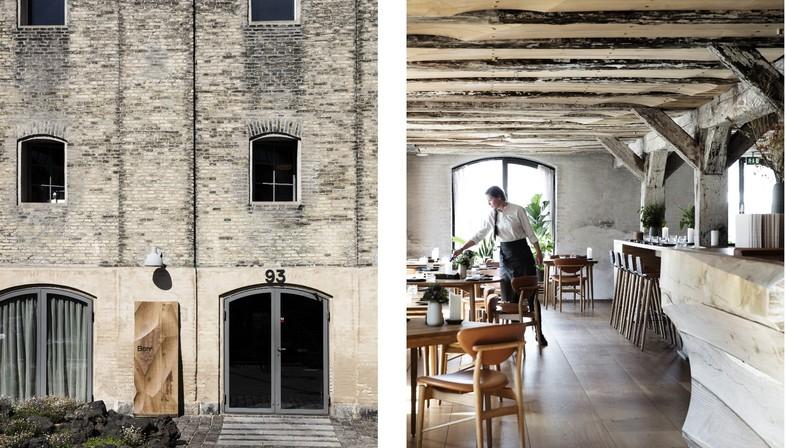 Snøhetta Barr: a restaurant on the waterfront in Copenhagen