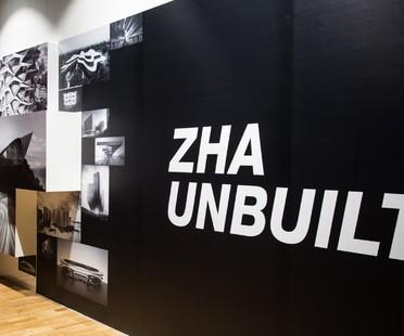 Zaha Hadid Architects: Unbuilt exhibition at Jaroslav Fragner Gallery in Prague