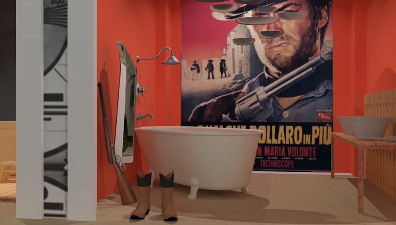 Milleluci - Italian Style Concept exhibition – Cersaie 2017