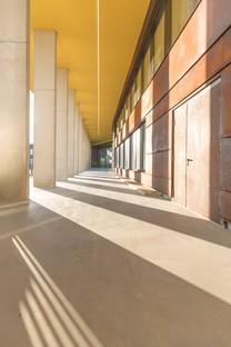 Kardham Cardete Huet Architecture Nelson Mandela Secondary School in Pibrac