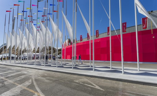 OBR Piazza del Vento: a new urban landmark for Genoa