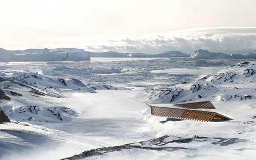 Dorte Mandrup Arkitekter: The Icefiord Centre in Ilulissat, Greenland