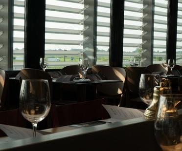 Iosa Ghini Associati: new bridge restaurant in Novara