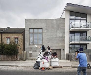 6a architects: Juergen Teller photo studio in London