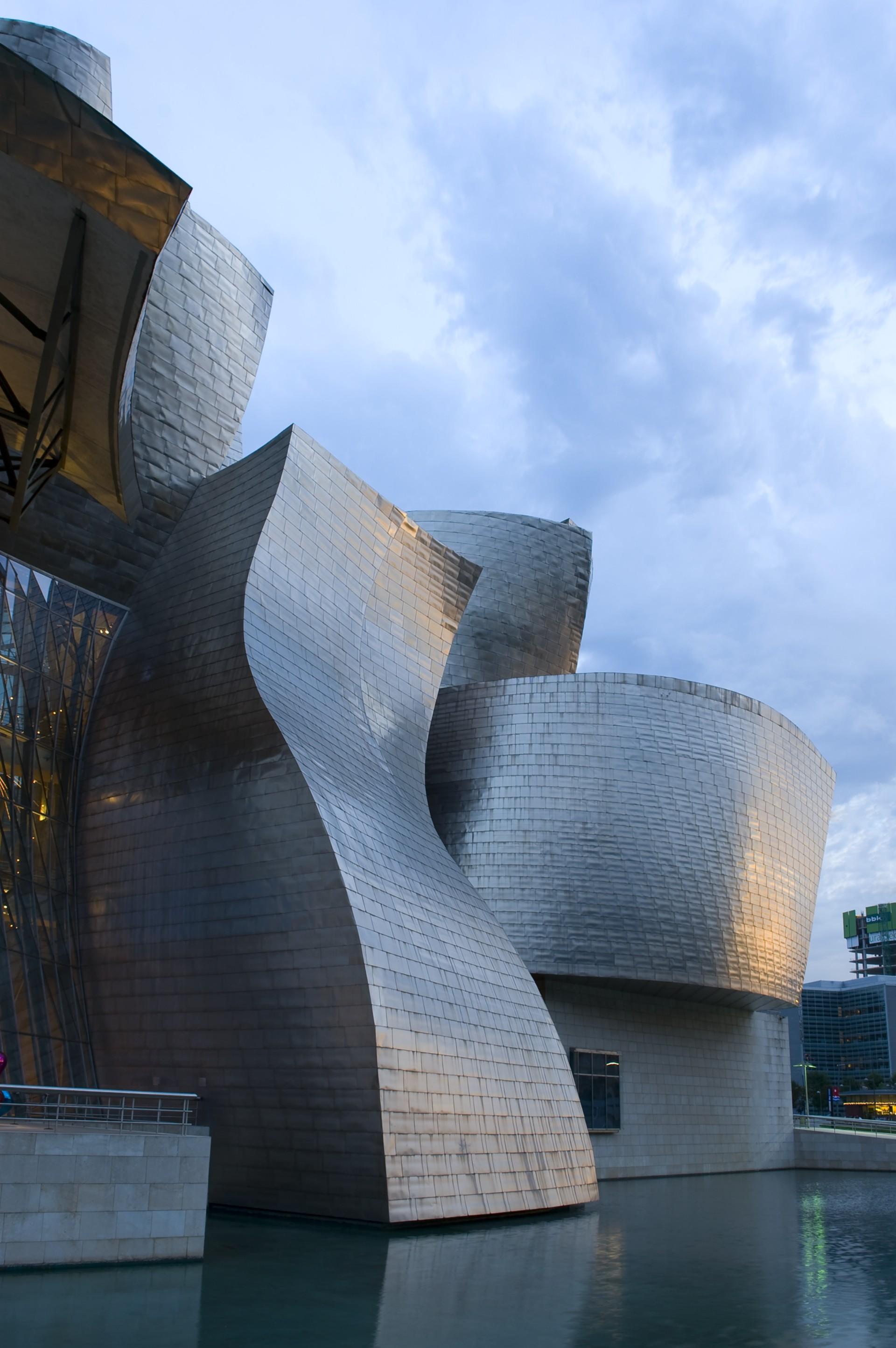 The 20th Anniversary Of The Guggenheim Museum Bilbao By