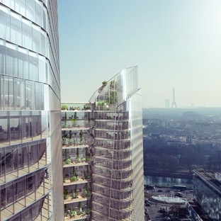 PCA-STREAM's the Link: a new urban landmark for Paris