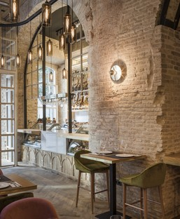 Restaurante Cruo by Persevera Producciones