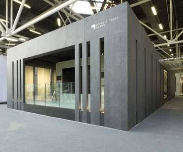 Urban House, Between Vision and Reality - Porcelaingres at Cersaie 2017