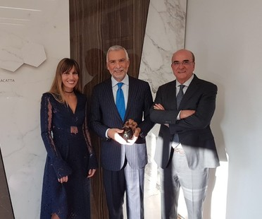 The Iris Ceramica Group's Oficina Técnica Matimex opens