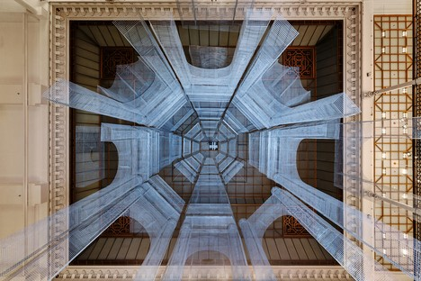 Edoardo Tresoldi: Aura, a site-specific installation in Paris