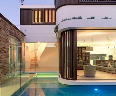 Luigi Rosselli Architects - Pool House in Randwick