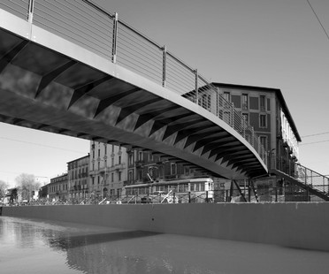 The BIM&DIGITAL Award 2017 goes to the bridges over the Naviglio Grande in Milan