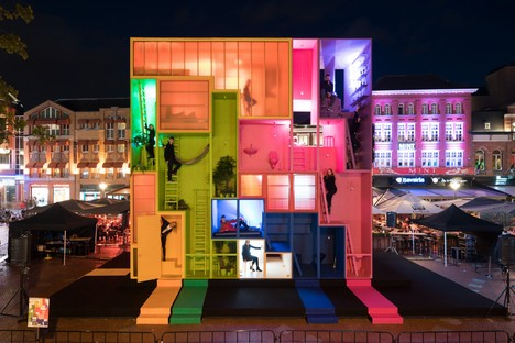 Winy Maas MVRDV The Future City is Flexible, Dutch Design Week