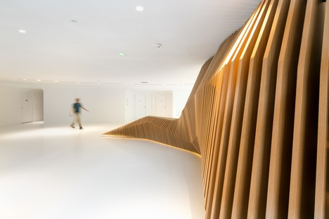 Ora Ito: Offices for the LVMH Media Division, Paris