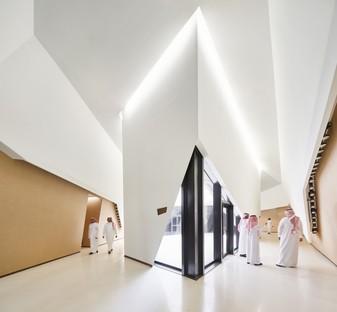 Zaha Hadid Architects KAPSARC Research Centre, Riyadh
