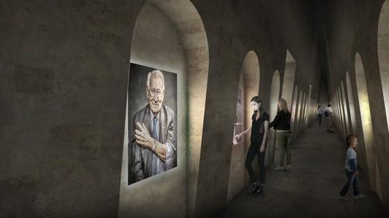 Adjaye Associates and Ron Arad Architects: the UK Holocaust Memorial, London