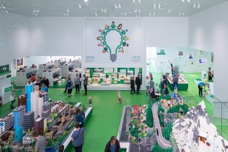 BIG Bjarke Ingels Group: The Lego Brick House, Billund, Denmark