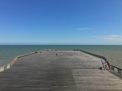 Hastings Pier wins the RIBA Stirling Prize 2017