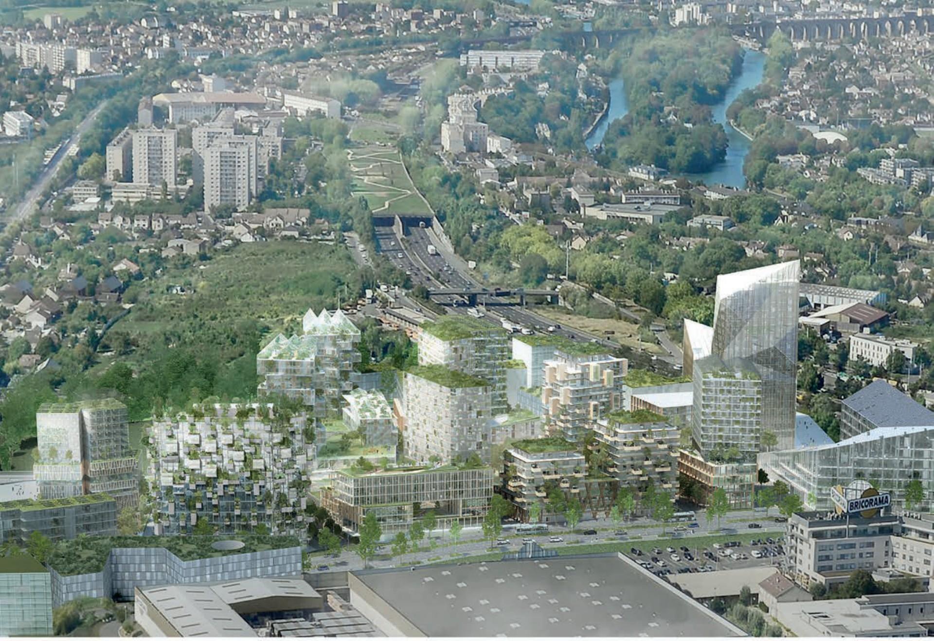Alessandra Bianchi Architetto stefano boeri il bosco verticale in paris | floornature