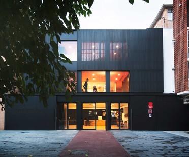 BCQ arquitectura CAN CLARIANA CULTURAL Civic Centre Barcelona