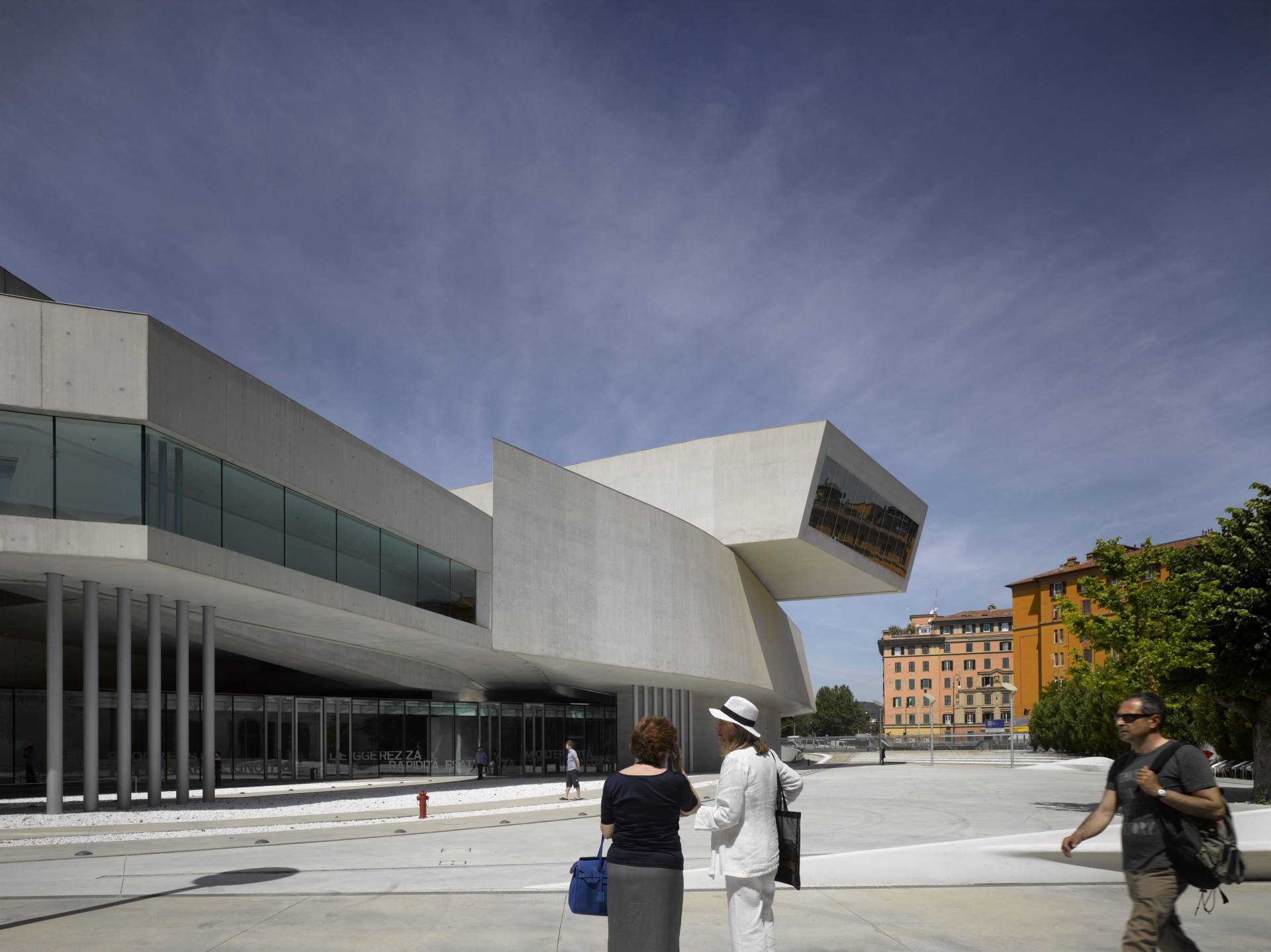 The 22 buildings awarded the RIBA Stirling Prize