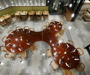 5 designer restaurants worth visiting – and one more