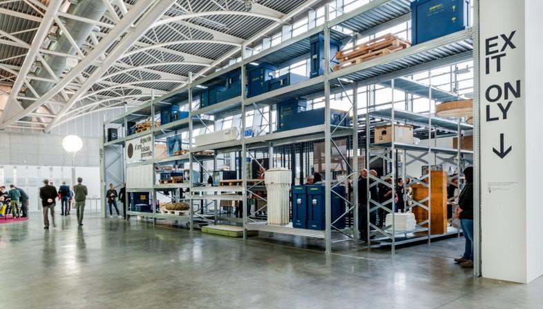 Vudafieri-Saverino Partners Artissima 2017 in Turin