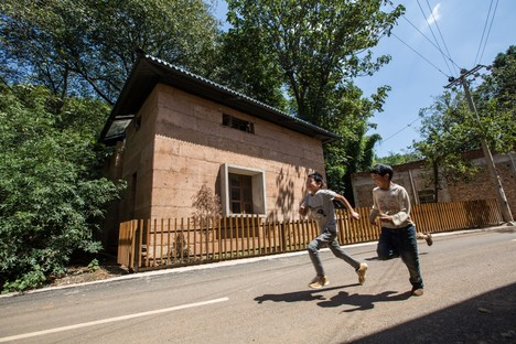 The prototype house in Guangming Village has been named World Building of The Year 2017