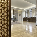 Matteo Nunziati and Fiandre for the Fraser Suites in Doha, Qatar