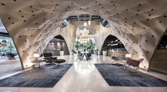 Fabricwood named World Interior of the Year for 2017