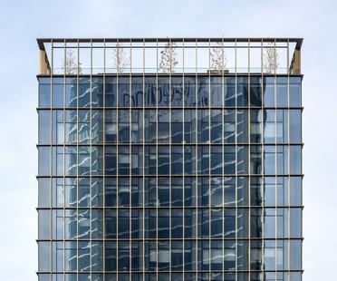 Lombardini22 L22 Urban & Building S32 Fintech District Sassetti Tower, Milan