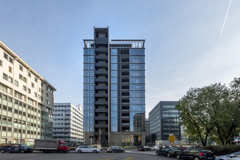 Lombardini22 L22 Urban & Building S32 Fintech District Sassetti Tower, Milan