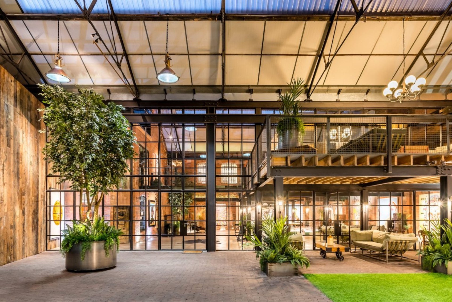 BPN Architects' The Compound in Birmingham: from factory to creative space