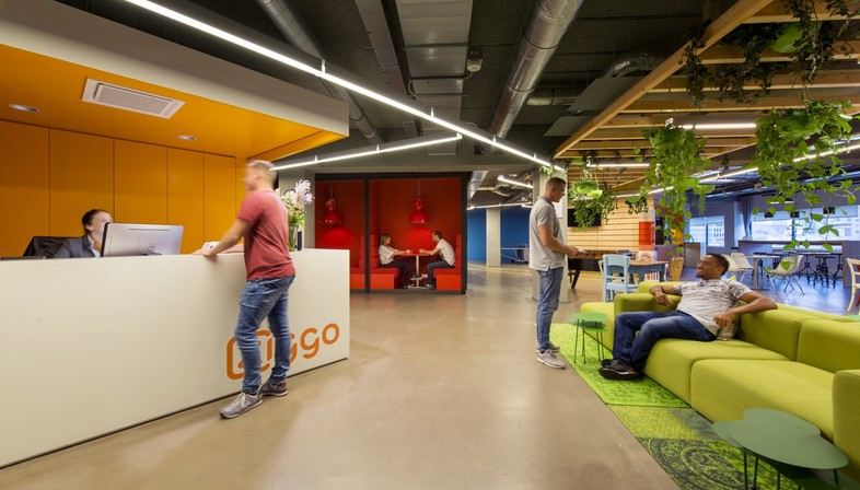VodafoneZiggo Rotterdam by Evolution Design