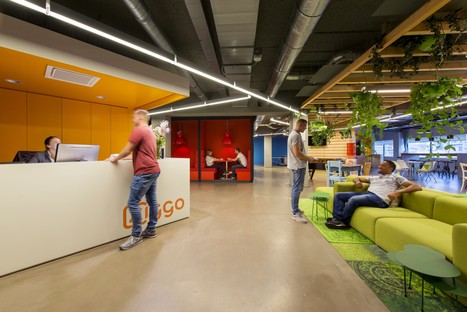 VodafoneZiggo Rotterdam by Evolution Design