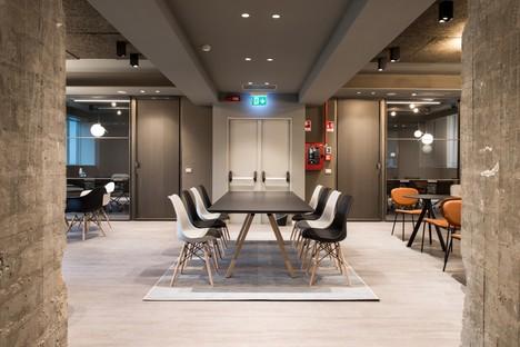 Studio DC10 New Copernico Martesana Hub in Milan