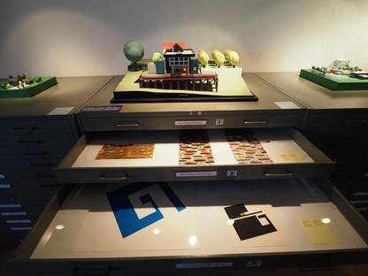 Ettore Sottsass - Oltre il Design (Beyond Design) exhibition, Parma