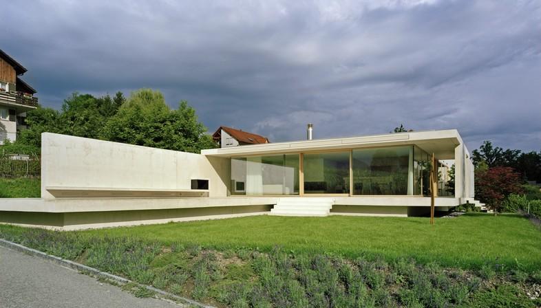 Rossetti + Wyss Architekten - fingerprints exhibition in Paris