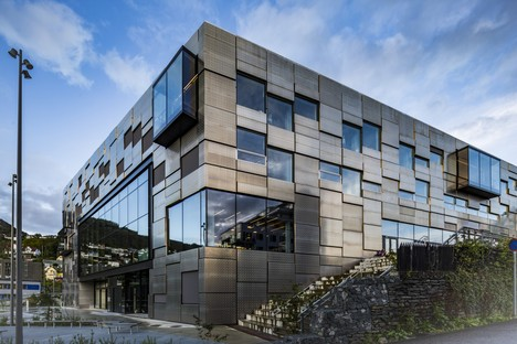 Snøhetta - Faculty of Fine Arts, Music and Design in Bergen