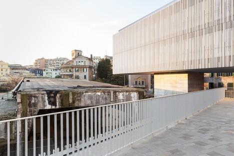 Labics Città del Sole urban redevelopment project in Rome