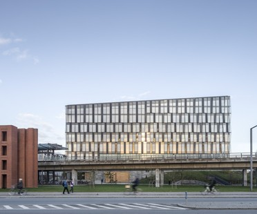 Henning Larsen Architects Nordea Headquarters, Copenhagen