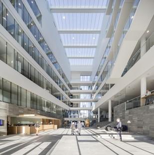 Henning Larsen Architects Nordea Headquarters, Copenhagen