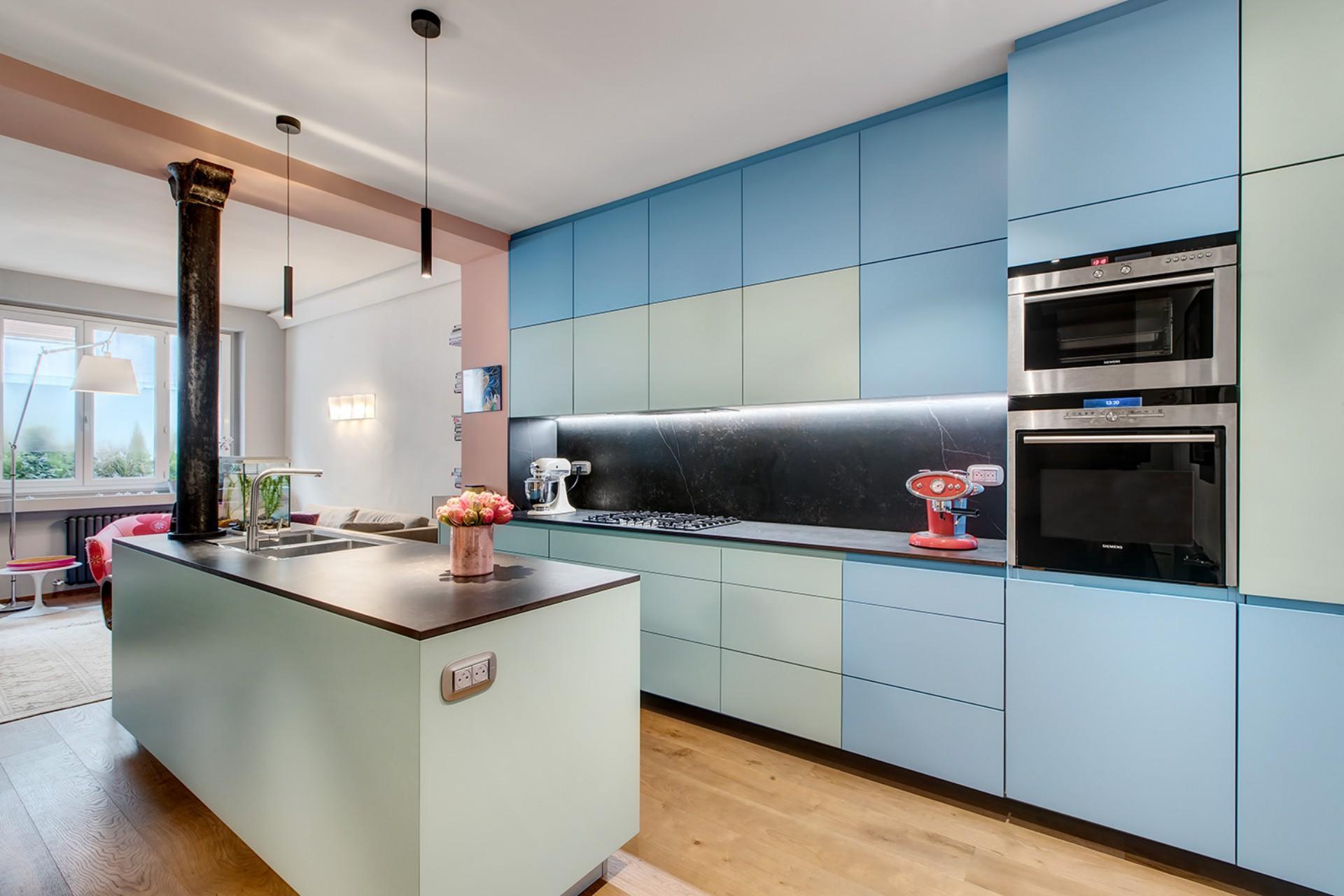 Pisi Design Architects Apartment in the Champ de Mars Paris ...