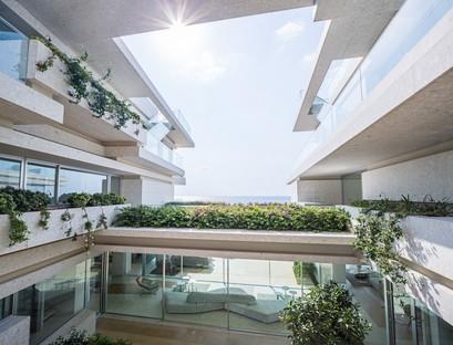 Blankpage Architects + Karim Nader Studio Villa Kali Lebanon