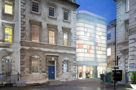Steven Holl Architects Maggie's Centre, Barts London