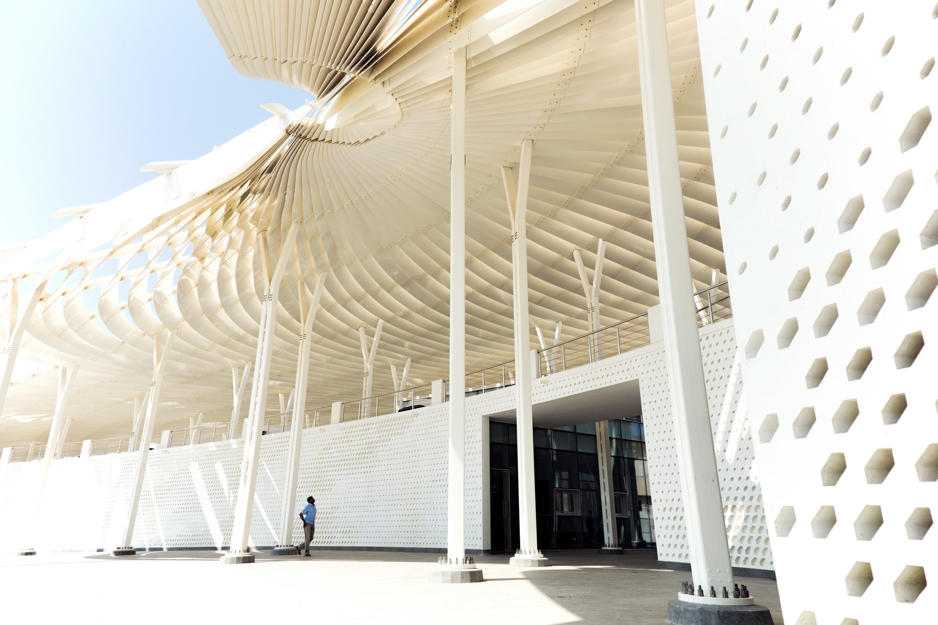 Snohetta Completes The Muttrah Fish Market Oman Floornature