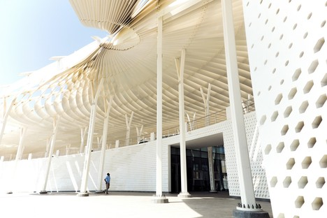 Snøhetta completes the Muttrah Fish Market - Oman