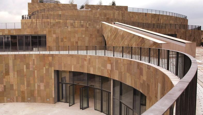 Il Territorio dell'Architettura – Gregotti e Associati 1953_2017 exhibition