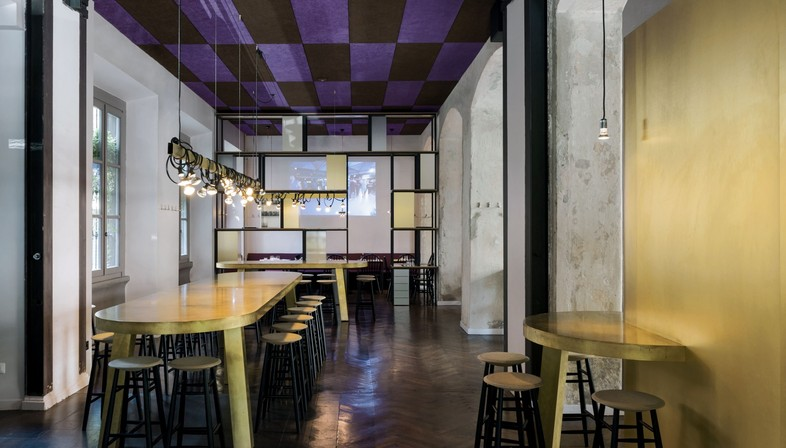 Vudafieri-Saverino Partners DRY Milano food&beverage interior