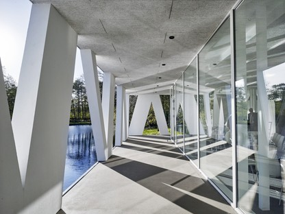 Henning Larsen Architects Videbæk Art Pavilion, Denmark